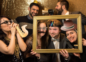 PILP auction photo booth