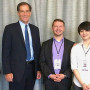 IELP students with Dan Ashe, Director of U.S. Fish and Wildlife Service at CITES conference