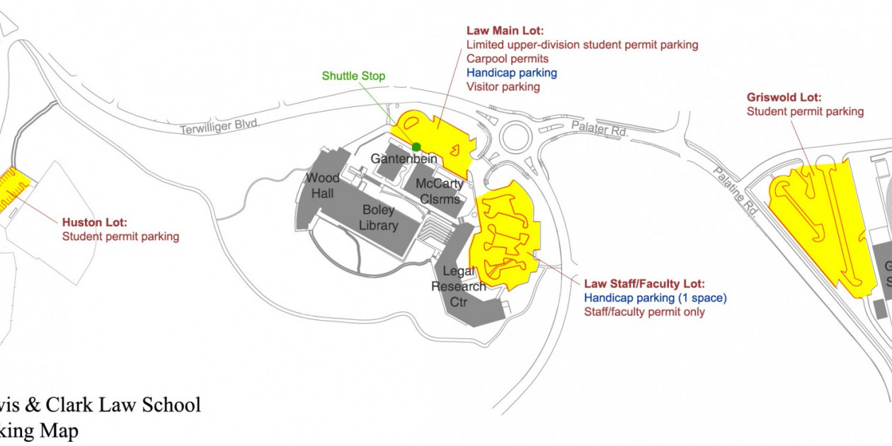 Law School Parking Admissions Lewis Clark Staff Wiring Diagram