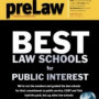 National Jurist article on Best Schools for Public Interest