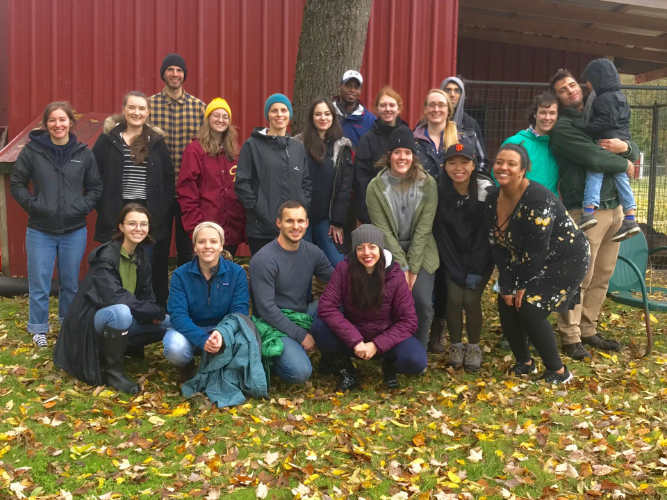 Green Acres Fall Work Retreat 2019