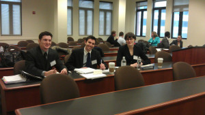 At the Mid-Atlantic Regional Competition