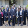 Animal Law in Kenya participants with the director of Kenya's Judiciary Training Institute, Jus...