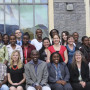Animal Law in Kenya participants with law students and faculty at Riara University in Nairobi, Kenya.