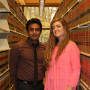 Rajesh Reddy, 3L, and Rebecca Jenkins, LLM '16