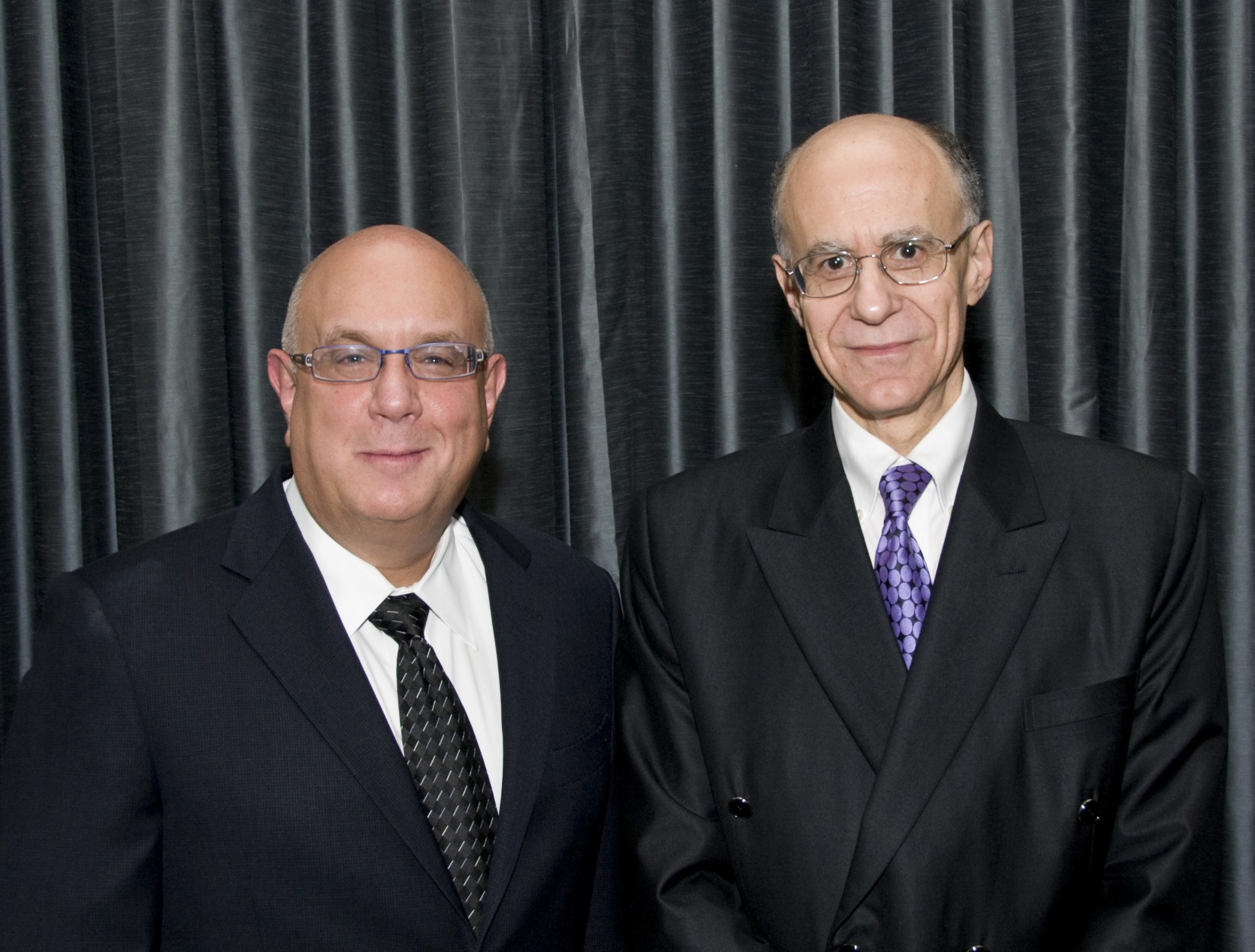 The Hon. Michael H. Simon and Dean Robert Klonoff.