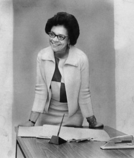 Judge Mercedes Deiz '59 (Credit: Oregonian/Oregon Live)