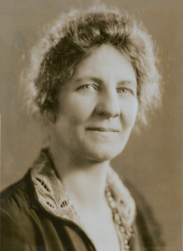 Judge Mary Jane Spurlin '24 (Credit: Oregon Historical Society BB013509)