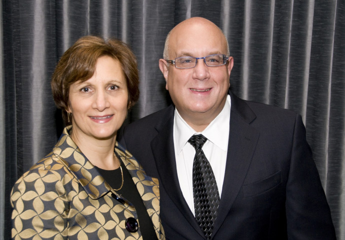 U.S. Rep. Suzanne Bonamici and the Hon. Michael H. Simon.