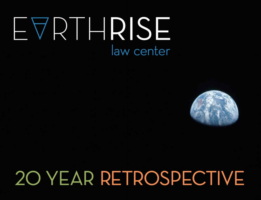 Earthrise 20 Year Retrospective