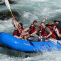 Rafting trip on the White Salmon River.