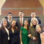 Lewis & Clark Animal Law Competition team with Center for Animal Law Studies Executive Direct...