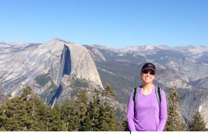 Associate Dean Janice Weis at the Environmental Law Conference at Yosemite where she presented on...