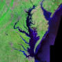 Landsat photo, from circa 2000. Generated via [1] from NASA data